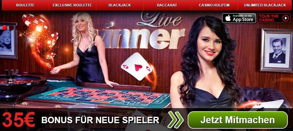 Winner Casino Casino en direct