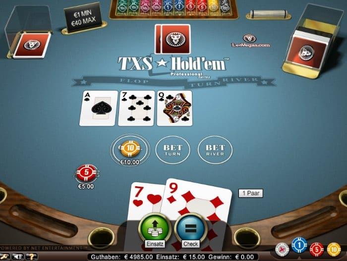 Fournisseur de casino_Texasholdem
