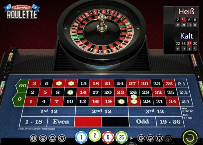 Exemple de roulette