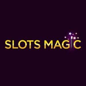 logo magique des machines à sous