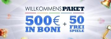 SlotsMillion Bonus Experience: jusqu'à 500 $ + 50 tours gratuits