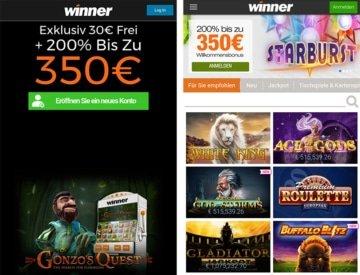 application mobile de casino gagnant