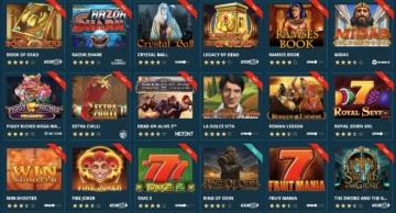 Lors de notre test, le casino platine impressionne avec une vaste sélection de machines à sous et de jeux de casino