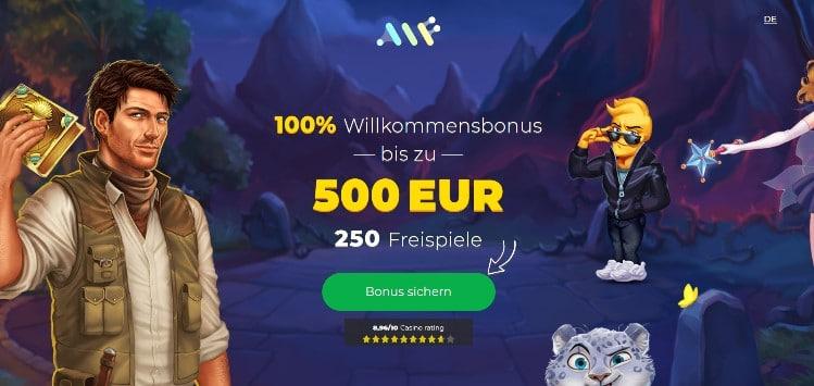 Bonus AlfCasino pour les nouveaux clients