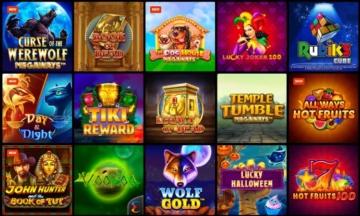 Offre de jeux de casino N1