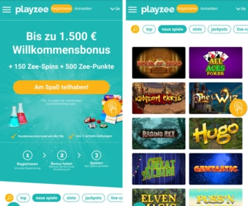 application playzee