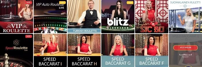 Casino en direct SlotWolf Casino