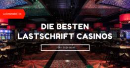 Prélèvement automatique dans les casinos en ligne