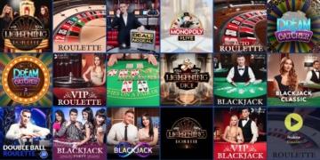 Casino en direct d'Euslot Casino