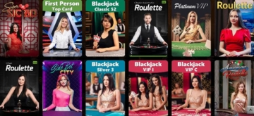 Casino en direct AmunRa