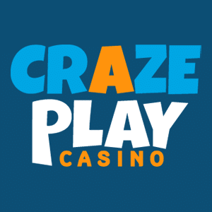 Logo du casino CrazePlay