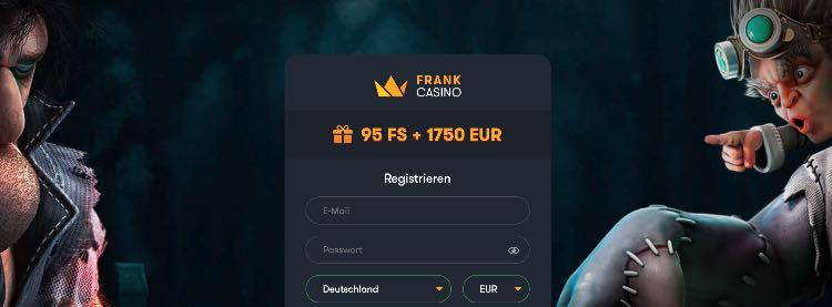 Bonus de casino Frank