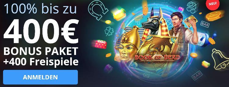 Bonus de nouveau client Twin Casino