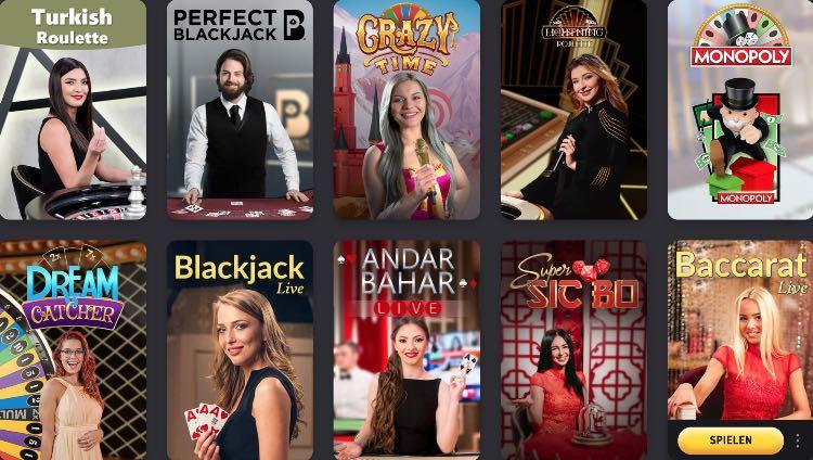Casino en direct FEZBet Casino