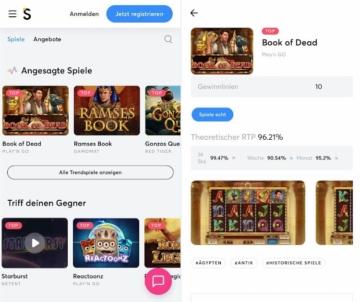 Application Slots.io