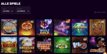 Jeux de casino Dux