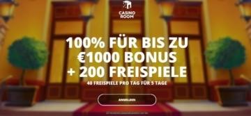 Bonus d'expérience CasinoRoom